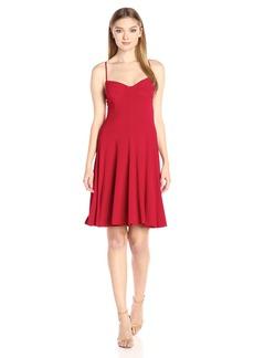 Norma Kamali Women's Underwire Dress to Knee  M