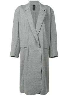 Norma Kamali oversized long coat