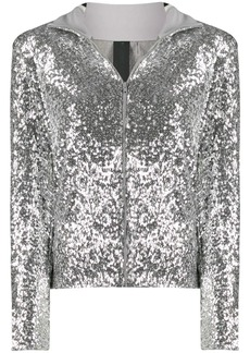 Norma Kamali sequinned jacket