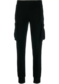 Norma Kamali side pocket trousers