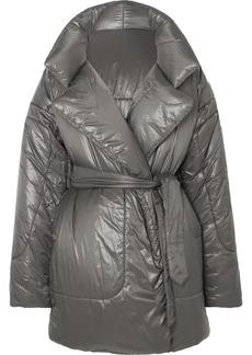 Norma Kamali Sleeping Bag Oversized Shell Coat