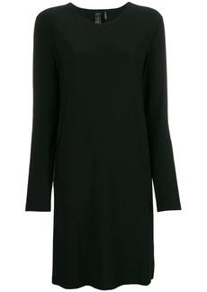 Norma Kamali straight fit dress