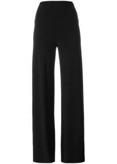 Norma Kamali wide leg trousers