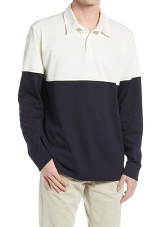 Norse Projects Ruben Colorblock Polo