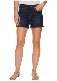"Not Your Daughter's Jeans 4"" Shorts w/ Fray Hem in Seabrook"