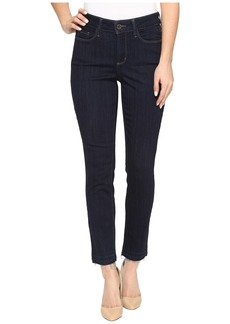 Not Your Daughter's Jeans Alina Ankle w/ Released Hem in Sure Stretch Denim in Mabel