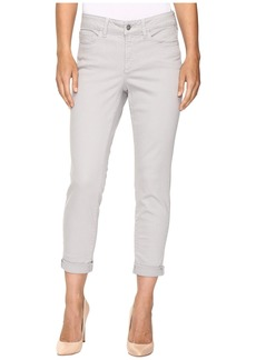 Not Your Daughter's Jeans Alina Convertible Ankle in Moonstone Grey