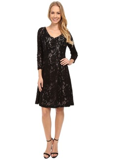 Not Your Daughter's Jeans Amelia All Over Lace Dress