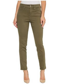 Not Your Daughter's Jeans Ami Skinny Legging Jeans in Super Sculpting Denim in Fatigue