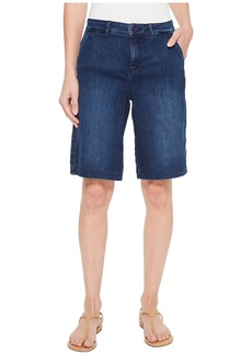 Not Your Daughter's Jeans Bermuda Shorts in Cooper