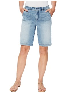 Not Your Daughter's Jeans Bermuda Shorts in Dreamstate