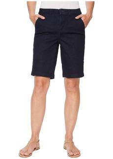 NYDJ Bermuda Shorts in Rinse