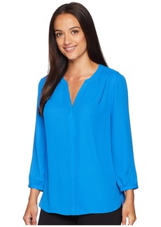 Not Your Daughter's Jeans Blouse w/ Pleated Back