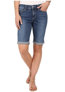 NYDJ Briella Roll Cuff Shorts in Heyburn Wash