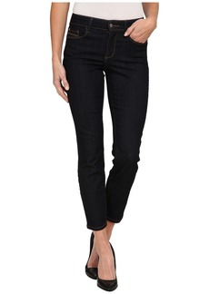 Not Your Daughter's Jeans Clarissa Ankle in Dark Enzyme