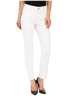 Not Your Daughter's Jeans Clarissa Skinny Ankle Fine Line Twill