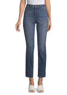 NYDJ High-Rise Jeans