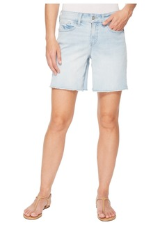 Not Your Daughter's Jeans Jenna Shorts w/ Fray Hem in Palm Desert