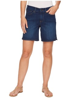 Not Your Daughter's Jeans Jenna Shorts w/ Mini Side Slit in Cooper