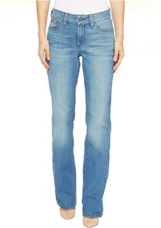 Not Your Daughter's Jeans Marilyn Straight in Jet Stream