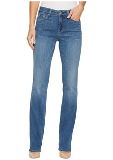 Not Your Daughter's Jeans Marilyn Straight Jeans in Sure Stretch Denim in Colmar