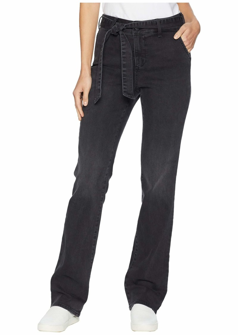 NYDJ Marilyn Straight w/ Trousers Detail