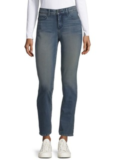NYDJ Alina Mid-Rise Legging Jeans