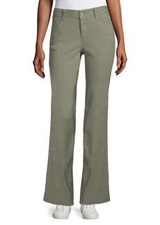 Not Your Daughter's Jeans Wylie Stretch-Linen Trouser Jeans