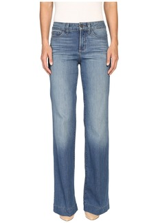 Not Your Daughter's Jeans NYDJ Addison Wide Leg in Istanbul