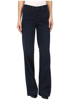 Not Your Daughter's Jeans NYDJ Addison Wide Leg Jeans in Verdun Wash