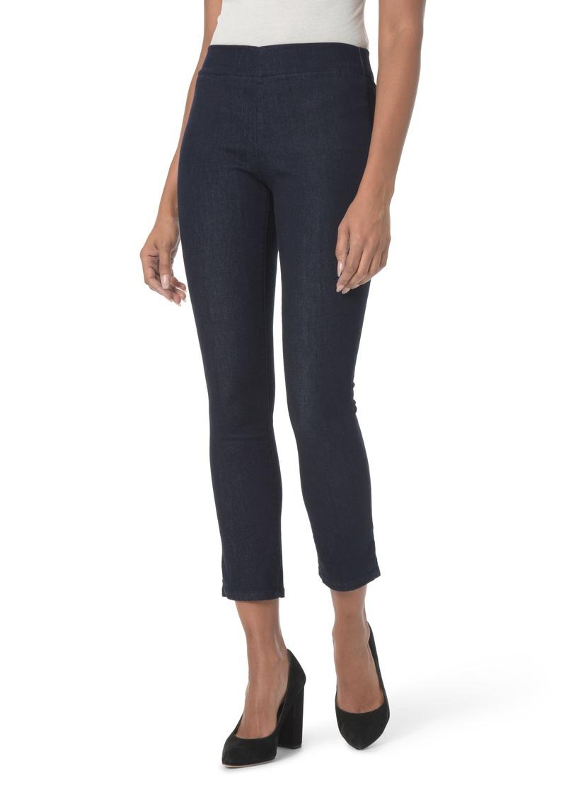 NYDJ Alina Pull-On Ankle Skinny Jeans (Regular & Petite) (Dark Enzyme)