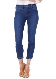 Not Your Daughter's Jeans NYDJ Alina Release Step Hem Ankle Jeans (Cooper)