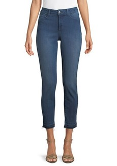 NYDJ Alina Released-Ankle Jeans