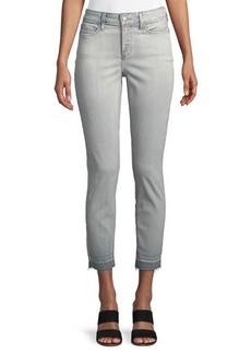 NYDJ Alina Released-Hem Ankle Jeans