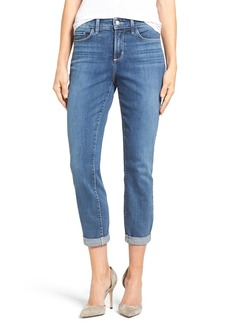 Not Your Daughter's Jeans NYDJ Alina Stretch Ankle Jeans (Heyburn) (Regular & Petite)