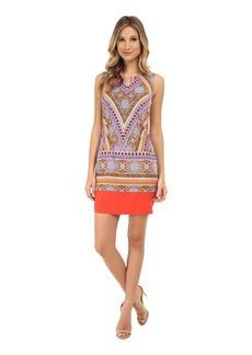 NYDJ Amber Printed Shift Dress