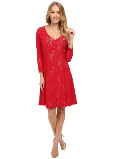NYDJ Amelia All Over Lace Dress