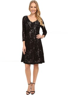 Amelia All Over Lace Dress