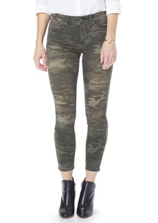 Not Your Daughter's Jeans NYDJ Ami High Waist Camo Ankle Skinny Jeans
