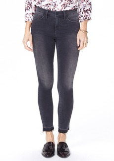 Not Your Daughter's Jeans NYDJ Ami Release Hem Ankle Jeans (Olympic)