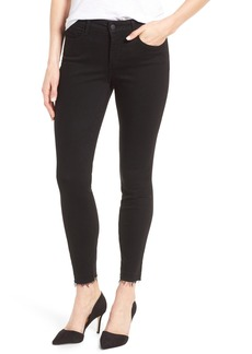 NYDJ Ami High Waist Release Hem Stretch Skinny Jeans (Regular & Petite)