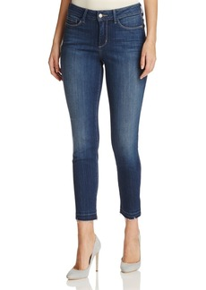 Not Your Daughter's Jeans NYDJ Ami Released Hem Skinny Legging Ankle Jeans in Saint Vera