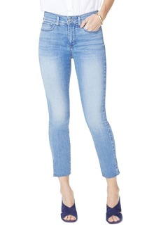 Not Your Daughter's Jeans NYDJ Ami Side Slit Stretch Ankle Skinny Jeans (Dreamstate)