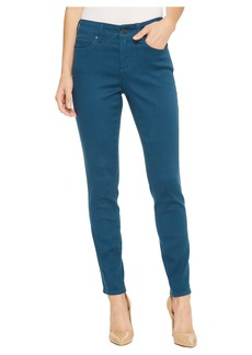NYDJ Ami Skinny Legging Jeans in Super Sculpting Denim in Blue Jade