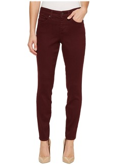 Not Your Daughter's Jeans Ami Skinny Legging Jeans in Super Sculpting Denim in Deep Currant