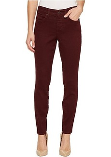 Not Your Daughter's Jeans NYDJ Ami Skinny Legging Jeans in Super Sculpting Denim in Deep Currant