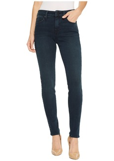 Not Your Daughter's Jeans Ami Skinny Legging Jeans w/ Studs in Future Fit Denim in Mason
