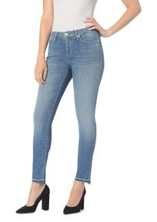 NYDJ Ami Step-Hem Skinny Jeans in Burton