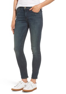 Not Your Daughter's Jeans NYDJ Ami Stretch Skinny Jeans (Desert Gold) (Regular & Petite)