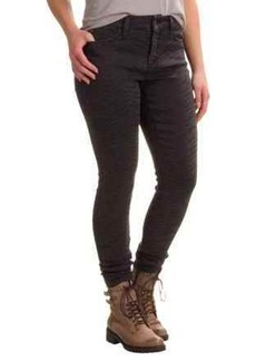 NYDJ Ami Stretch Super-Skinny Jeans - Zebra Pattern (For Women)